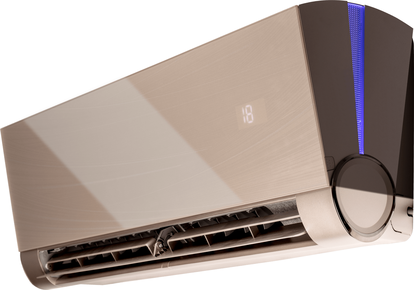Fisher Art 2,6 KW Rose gold